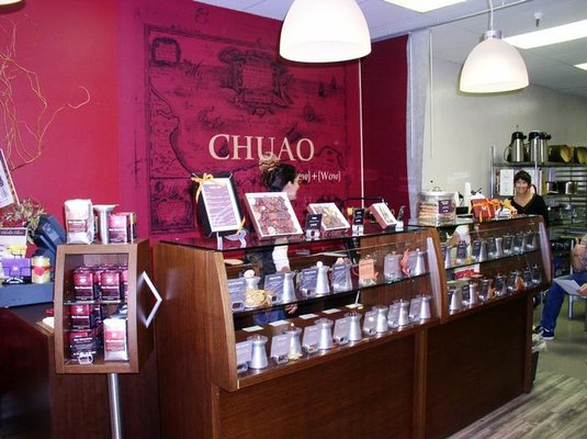 The Chuao chocolate cafe is located at: 937 S Coast Highway 101 Ste C-109, Encinitas, CA.